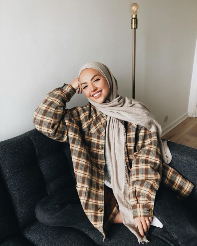 sauf.etc Winter hijab styles