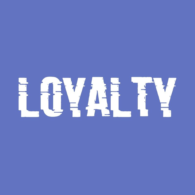 Loyalty - what men want