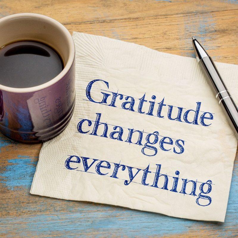 7 Things to teach kids! Gratitude
