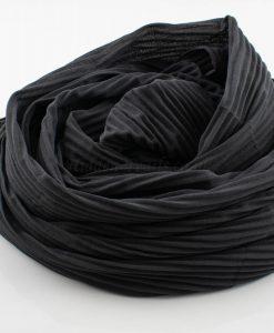 Crinkle Chiffon - Dark Grey