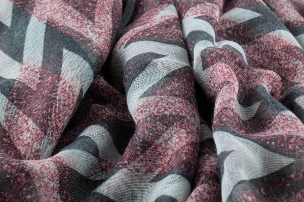 Everyday Geo Print - Hidden Pearls - Blush