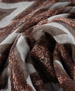 Everyday Geo Print - Hidden Pearls - ChocolateEveryday Geo Print - Hidden Pearls - Chocolate