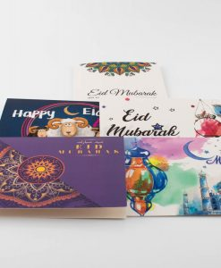 Eid cards - Pack of 6 (3)