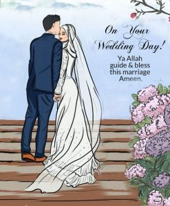 Wedding Day Card - Greeting cards - Hidden Pearls