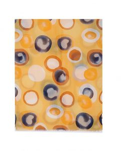 Sunburst Hijab - Hidden Pearls - Yellow2
