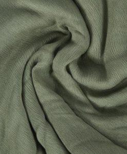 Cashmere hijab - pistachio - hidden pearls