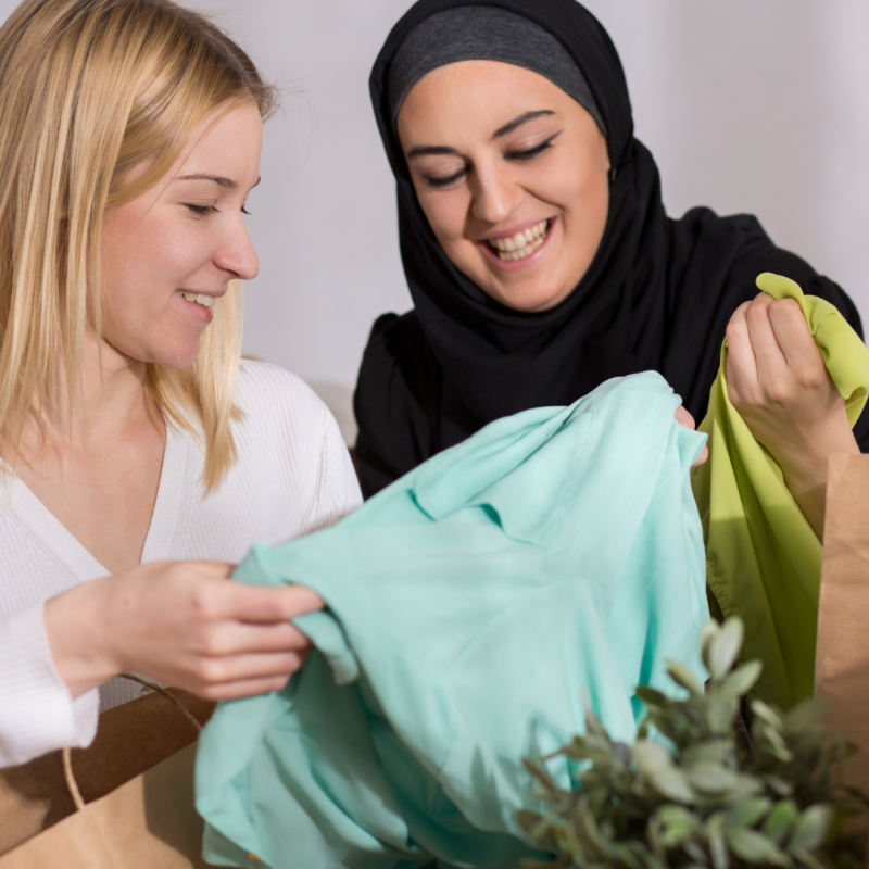 Revert Eid - Hidden Pearls - shopping
