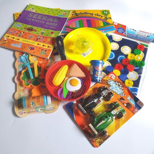 Islamic Activity and Toys Fun Pack - Hidden Pearls