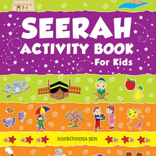 Seerah Hadith Islamic Activity & Crafts Pack - Hidden Pearls