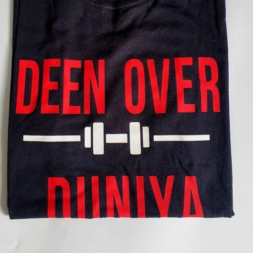 Deen over Duniya t-shirt
