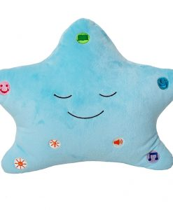 my dua pillow blue